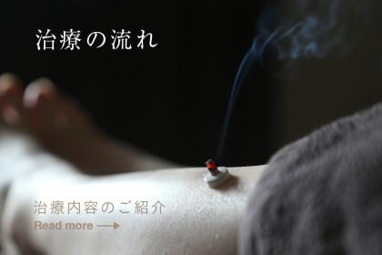 東洋医学・鍼灸治療