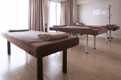 院内リニューアル。ベッド数を3台に増やしました。 より柔軟な対応ができることと思います。